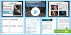 Into The Unknown Lesson Pack 18 'Wuthering Heights' Lesson Pack