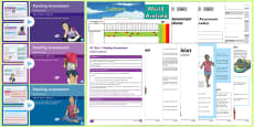 SATs Survival: Year 6 Term 1 Reading Bumper Assessment Pack