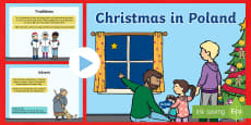 KS1 Christmas in Poland PowerPoint