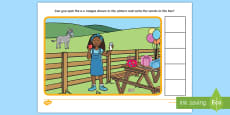 * NEW * Phase 5 u-e Find the Words Scene Activity
