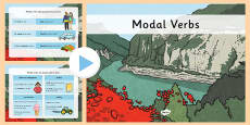 Using Modal Verbs PowerPoint