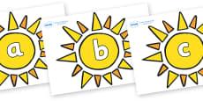 Phase 2 Phonemes on Sun