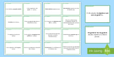 General Conversation My Studies Question Prompt Cards
