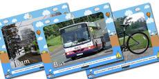 Transport Photo PowerPoint