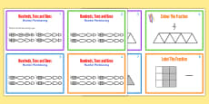 150 KS2 Mixed Maths Challenge Cards Bumper Pack