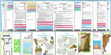 EYFS Farm Themed Adult Input Planning and Resource Pack