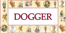Display Borders to Support Teaching on Dogger