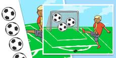 Football Goals Reward Chart
