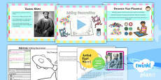 PlanIt - Art KS1 - Fabricate Lesson 2: Adding Decoration Lesson Pack