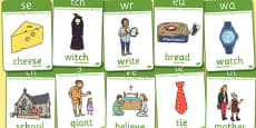 Active Literacy Phonics Programme Stage 3 Display Posters