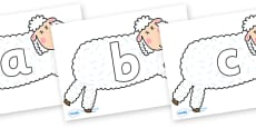 Phoneme Set on Hullabaloo Sheep to Support Teaching on Farmyard Hullabaloo