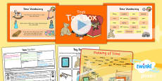 PlanIt - History KS1 - Toys Lesson 6: Toy Box Lesson Pack