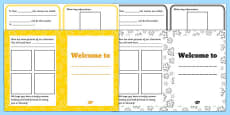 Welcome Booklet For Children