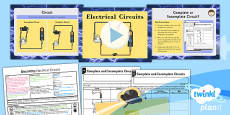 PlanIt - Science Year 4 - Electricity Lesson 3: Electrical Circuits Lesson Pack