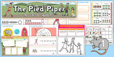 The Pied Piper Resource Pack