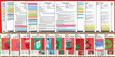 EYFS Christmas Craft Activities with Accompanying Planning Pack