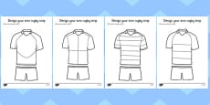 Design a Rugby Strip
