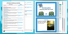 EYFS Discovery Sack Plan and Resource Pack to Support Teaching on Rainbow Fish