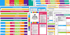 EYFS Tracking and Assessment Pack for Childminders