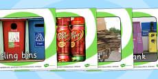 Recycling Display Photos