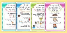 Guided Reading Display A4 Posters