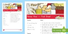 Fried Bread Recipe Te Reo Maori/English
