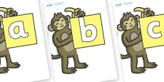 Phoneme Set on Monkeys