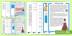 History of Toys Differentiated Reading Comprehension Activity