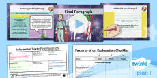 PlanIt Y3 Space: To Support Teaching on The King of Space Lesson Pack (8)