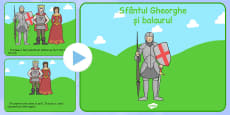 St George\'s Day Story PowerPoint Romanian