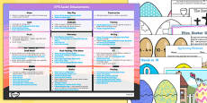 EYFS Easter Themed Enhancement Ideas and Resources Pack