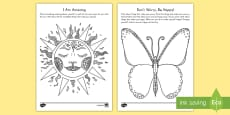 Mindfulness Focus Activity Sheets