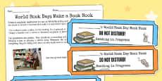 World Book Day Book Nook