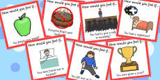 'How Would You Feel if...?' Cards (Set 2)