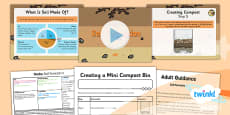 PlanIt - Science Year 3 - Rocks Lesson 5: Soil Formation Lesson Pack