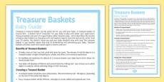 Guide to Treasure Baskets for Babies