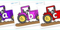 Phoneme Set on Tractors