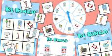BL Spinner Bingo