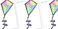 Phase 2 Phonemes on Kites