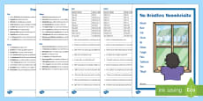Irregular Verbs Activity Sheets Gaeilge