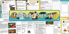 Fairtrade Activity Pack