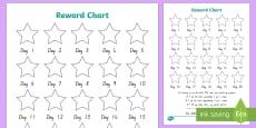 Kiwi Toilet Training Sticker Reward Charts