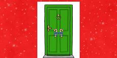 Elf Door