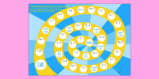 8 Times Table Multiplication And Division Board Game