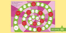 Kleines Einmaleins 10er Reihe Brettspiel