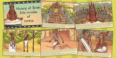 History of Benin, Edo Version of Events Story Cards