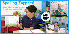 Introduction to Spelling Zappers