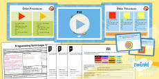 PlanIt - Computing Year 4 - Programming Turtle Logo Lesson 4: Fill Lesson Pack