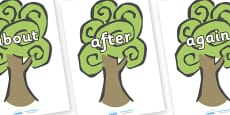 KS1 Keywords on Trees