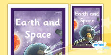 PlanIt - Science Year 5 - Earth and Space Unit Book Cover